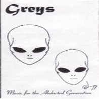 "Greys - ""Music for the Abducted Generation"" (1997)"