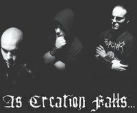 As Creation Falls...